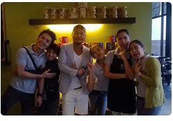 Universe English School Cebu 体験談2